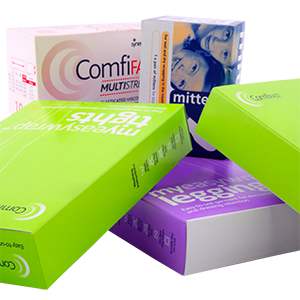 Comffiast promotional kit for kids aged 6-24 months for wet wrapping